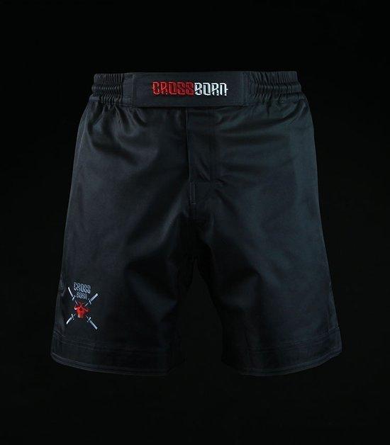 Training shorts Crossborn Minimal Black